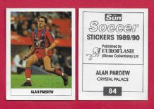 Crystal Palace Alan Pardew 84